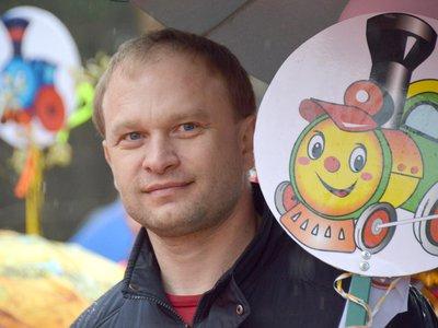 Первомайская демонстрация (Выкса, 2018 г.)