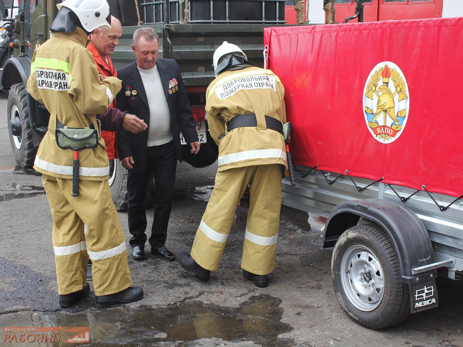 городке пожарный модуль спас фото нас действует быстрая