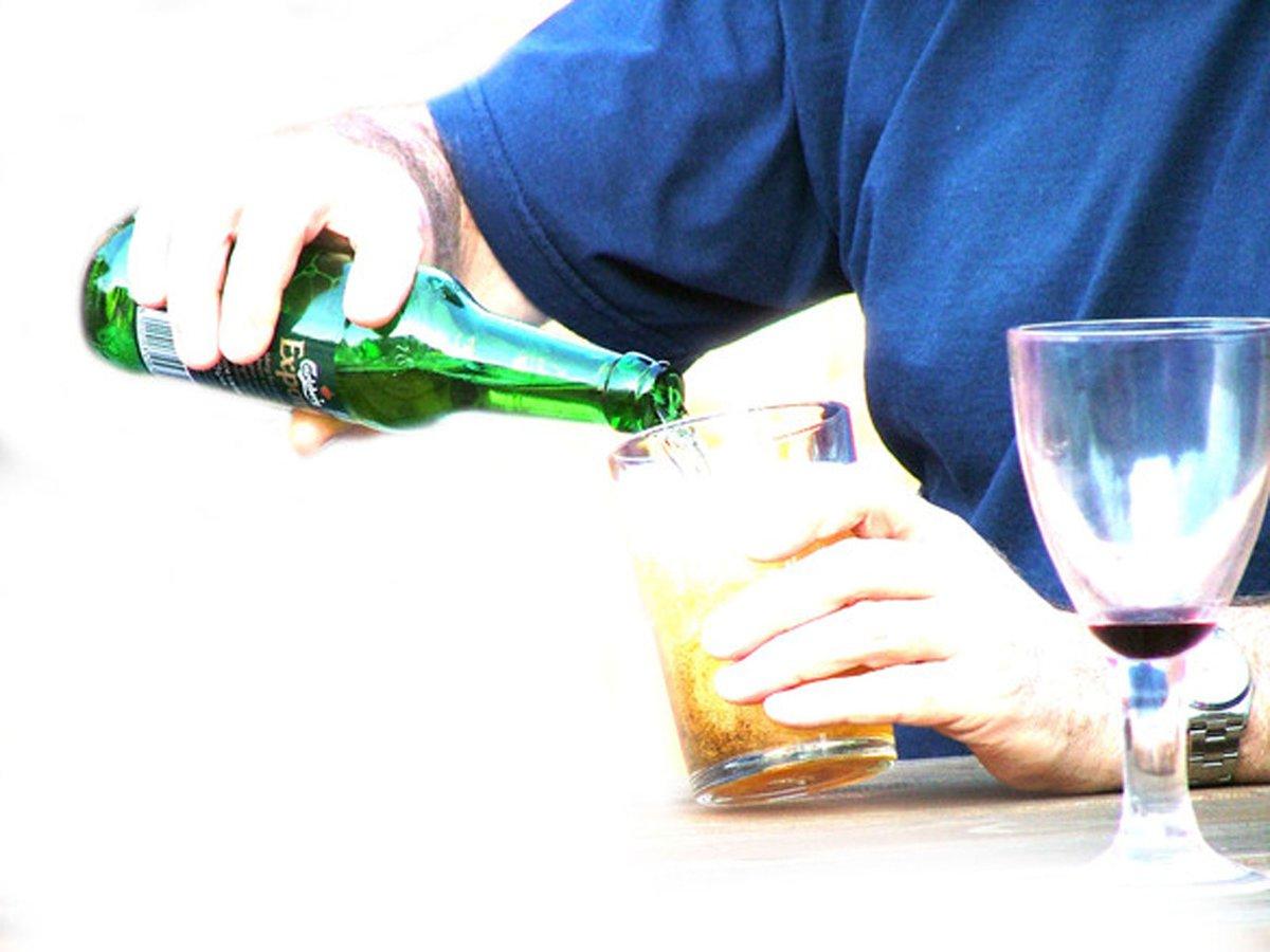 Как сделать в алкоголе образ