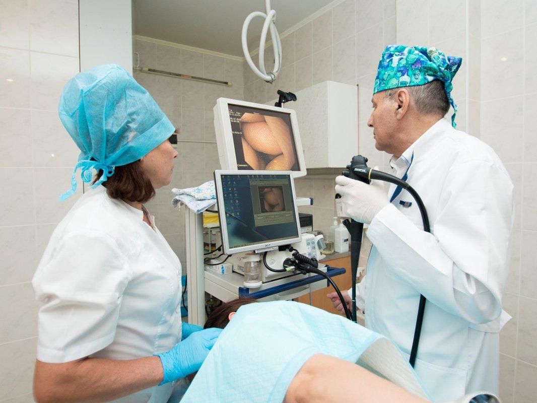 Как делают биопсию печени фото